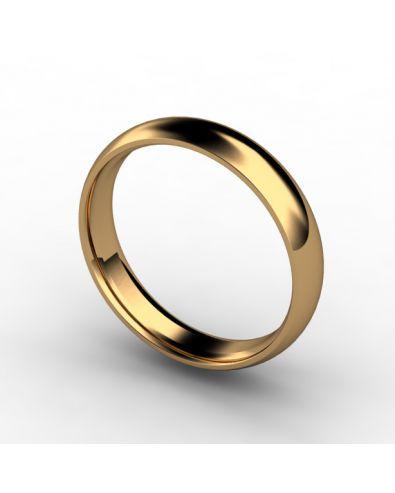 Classic Court Wedding Ring